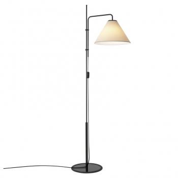 Designové stojací lampy Funiculí cloth