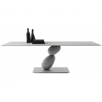 Designové jídelní stoly Matera Rectangular