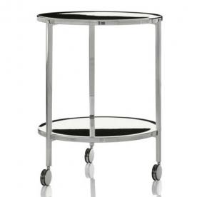 Designové odkládací stolky Tambour Side Table