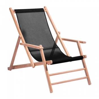JAN KURTZ DECKCHAIR