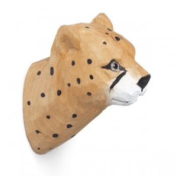 Designové nástěnné věšáky Animal Cheetah