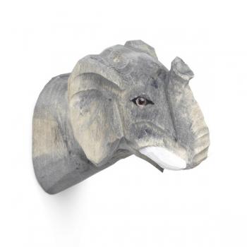 Designové nástěnné věšáky Animal Elephant