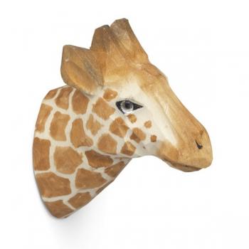 Designové nástěnné věšáky Animal Giraffe