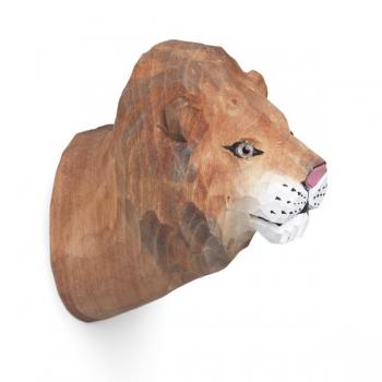 Designové nástěnné věšáky Animal Lion