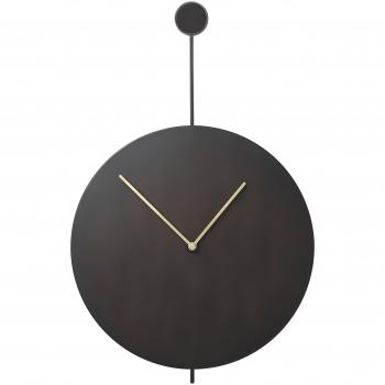 Designové nástěnné hodiny Trace