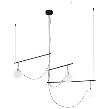 Designová závěsná svítidla Nh S3 14 Suspension
