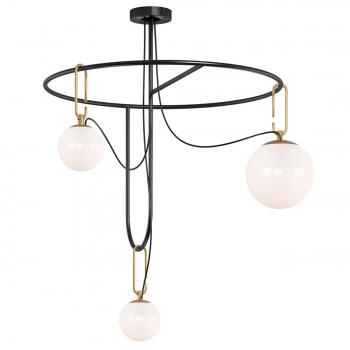 Designová závěsná svítidla Nh S4 Circulaire