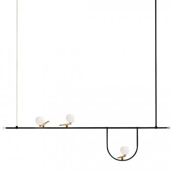Designová závěsná svítidla Yanzi Suspension 1