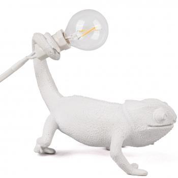 Designové stolní lampy Chameleon lamp Still