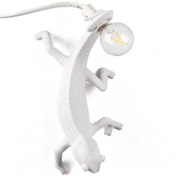 Designová nástěnná svítidla Chameleon Lamp Going Down