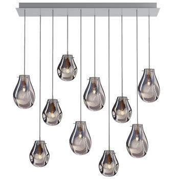 Designová závěsná svítidla Soap Chandelier Square
