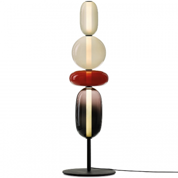 Designové stojací lampy Pebbles Floor