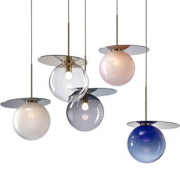 Designová závěsná svítidla Umbra