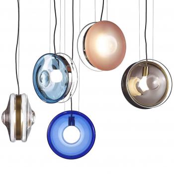 Designová závěsná svítidla Orbital