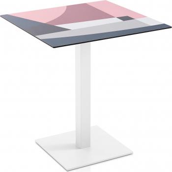 Designové jídelní stoly Abstrakt Mona Table Square