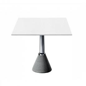 Designové jídelní stoly Table One Bistrot hranaté