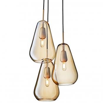 Designová závěsná svítidla Anoli