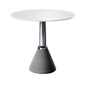 Designové jídelní stoly Table One Bistrot kulaté