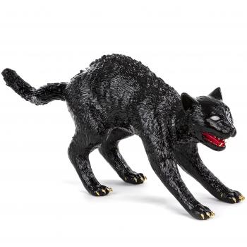 Designové dekoracní figurky / sochy SELETTI Cujo The Cat