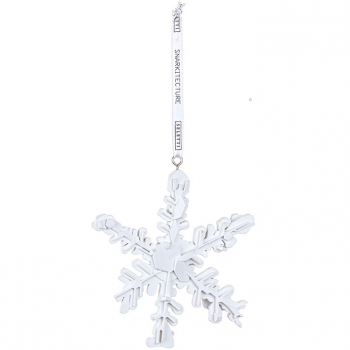 Designové vánoční dekorace Snowflake Ornament