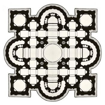 Designové koberce Pietro Square