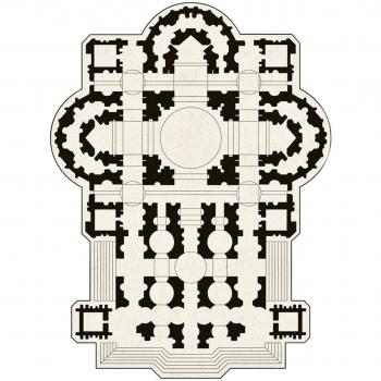 Designové koberce Pietro Rectangular