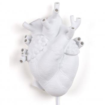 Designová nástěnná svítidla Heart Lamp