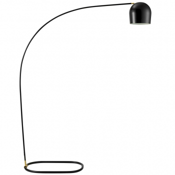 Designové stojací lampy Circle Floor lamp