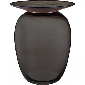 Designové odkládací stolky Topped Side Table