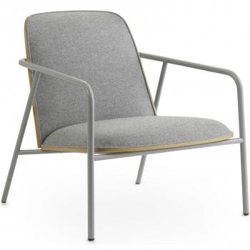 Designové židle NORMANN-COPENHAGEN Pad Lounge Chair Low
