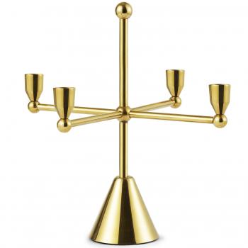 Designové svícny Pirouette Candle Holder 4