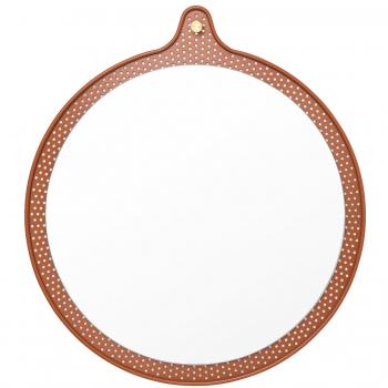 Designová zrcadla Ticket Mirror