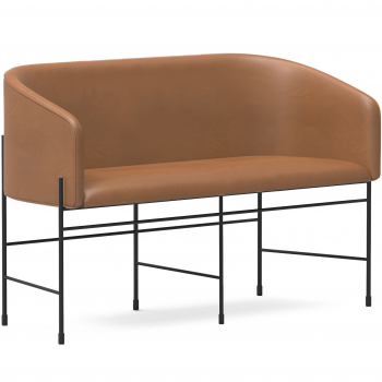 Designové lavice Covent Love Seater