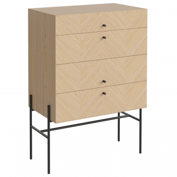Designové komody Luxe Dresser