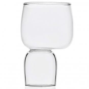 Designové sklenice na vodu Kokeshi Water Glass