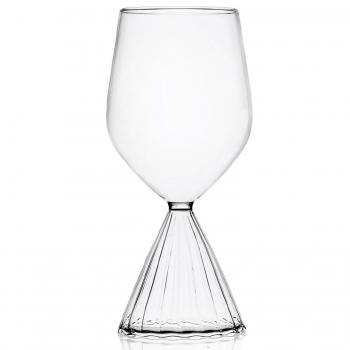 Designové sklenice na bílé víno Tutu White Wine Glass