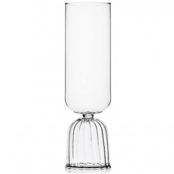 Designové sklenice na šampaňské Tutu Flute