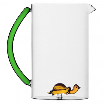 Designové džbány Animal Farm Turtle with Seagrass Jug