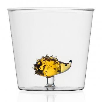Designové sklenice na vodu Animal Farm Tumbler Hedgehog