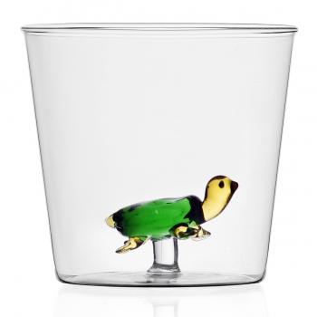 Designové sklenice na vodu Animal Farm Tumbler Turtle