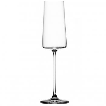Designové sklenice na šampaňské Manhattan Flute