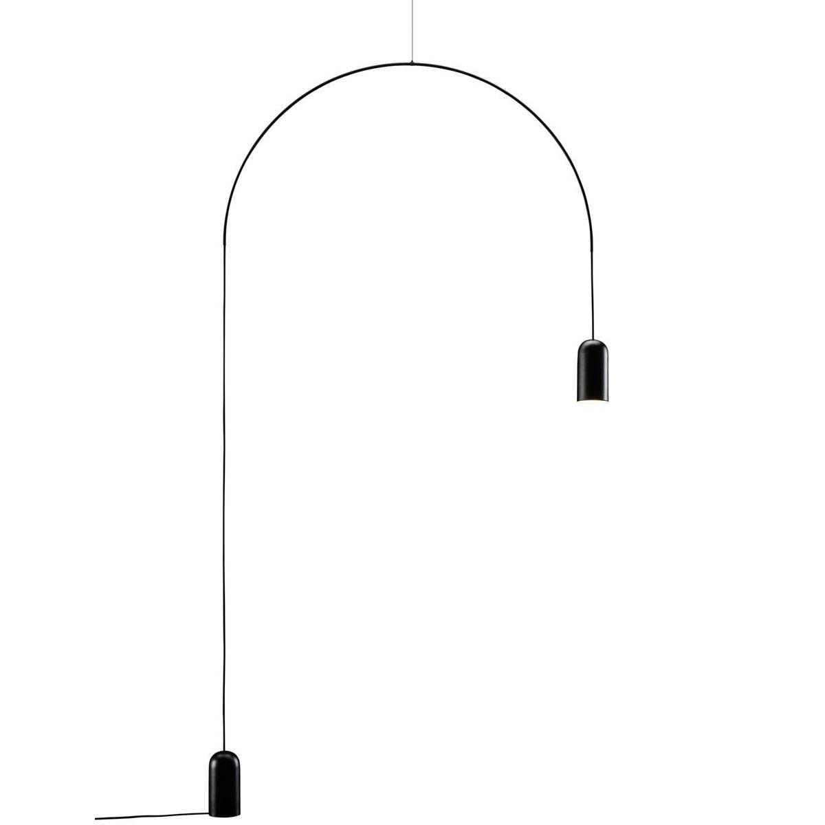 Designové stojací lampy Bow Floor
