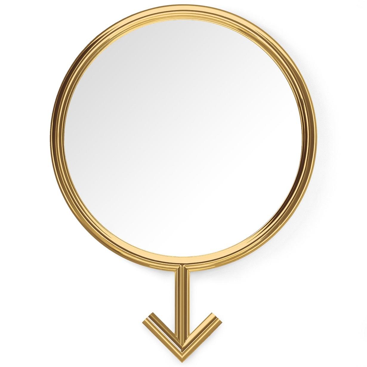 Designová zrcadla Freedom Male