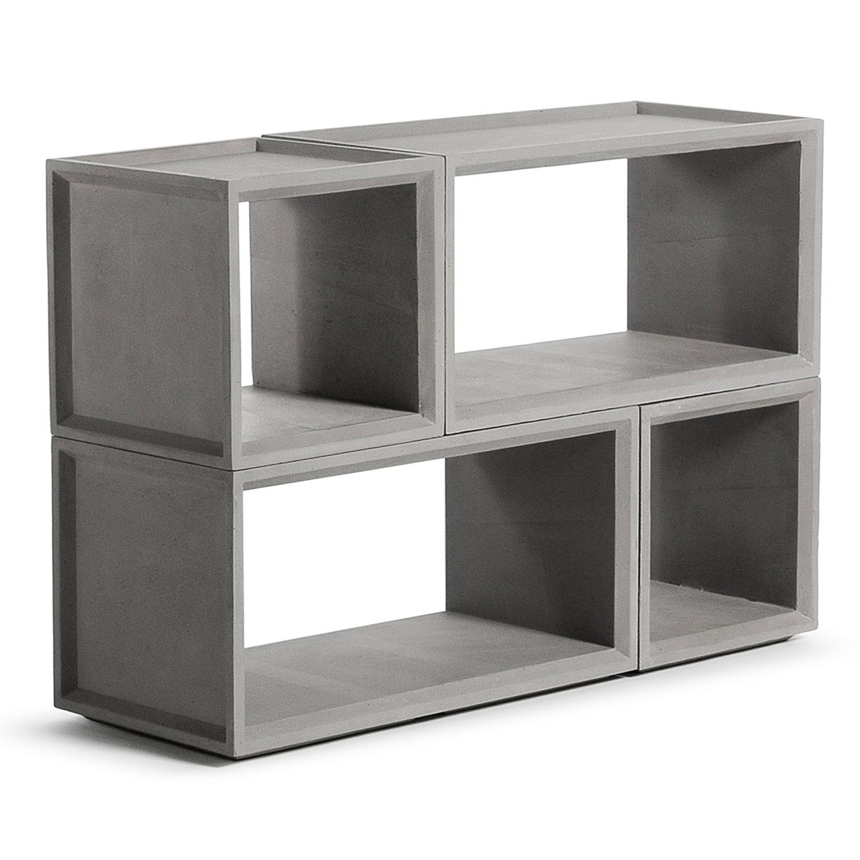 Designové úložné prostory Plus Combo