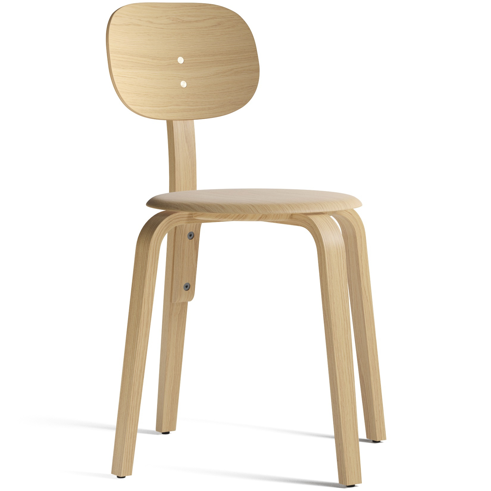 Designové židle Afteroom Plywood Dining Chair
