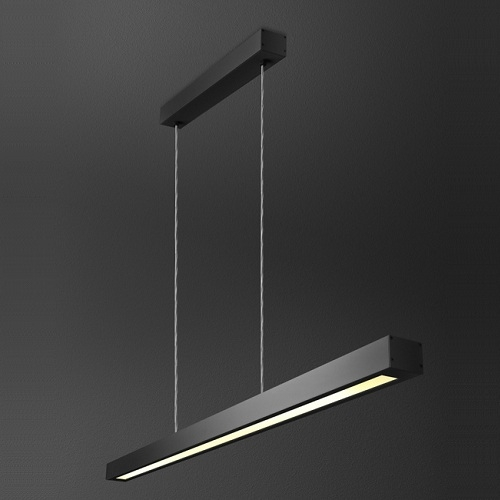 Designová závěsná svítidla Set Raw Suspended