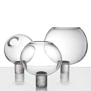 Designové vázy Globe