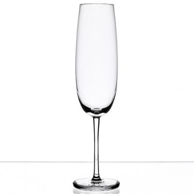 Designové sklenice na šampaňské Klasik Champagne Flute