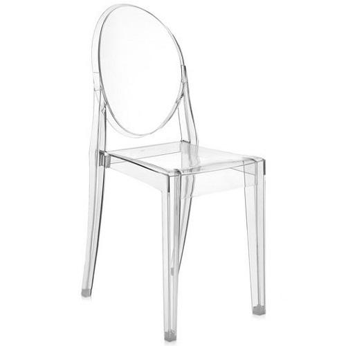 Designové zahradní židle Victoria Ghost