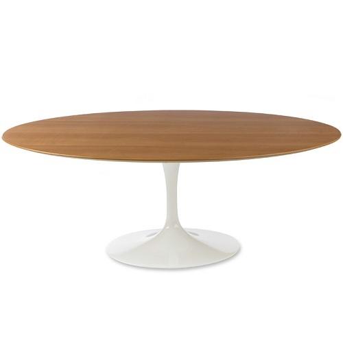Designové jídelní stoly Tulip Table oválné